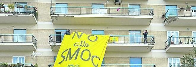 Polveri oltre i limiti: in provincia di Napoli il record dell'inquinamento