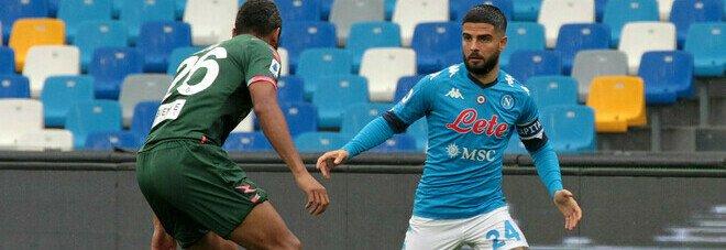 Napoli in ansia tra Covid e Juventus: Gattuso pronto a cambiare sei titolari