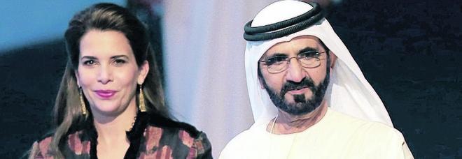 L'emiro la maltratta, principessa di Dubai in fuga grazie a un diplomatico tedesco