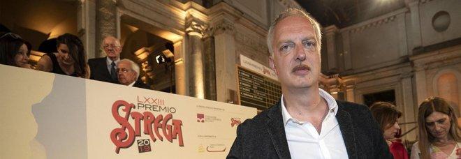 """Premio Strega, vince Antonio Scurati con """"M. Il figlio del secolo"""""""
