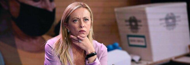 Giorgia Meloni: «Salvini ? A Palazzo Chigi andrà chi di noi prenderà più voti»