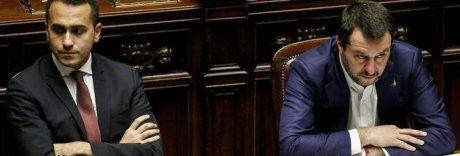 Di Maio: stanco delle liti Salvini-Raggi Il leghista: basta regali alla Capitale