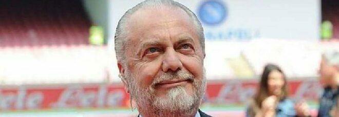 De Laurentiis, benvenuto a Friedkin: «Il calcio italiano si sta rafforzando»