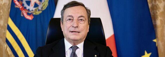 """Global Solutions Summit 2021, Draghi e Merkel: """"Accesso ai vaccini per Paesi Poveri è imperativo morale"""""""