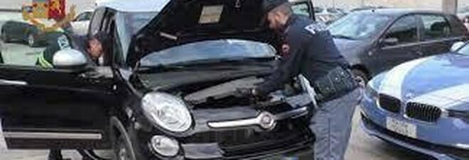 False intestazioni di auto rubate, 10 denunciati nel Napoletano