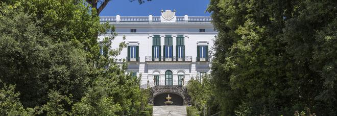 Napoli, Direzione Musei e GreenCare insieme per la Villa Floridiana