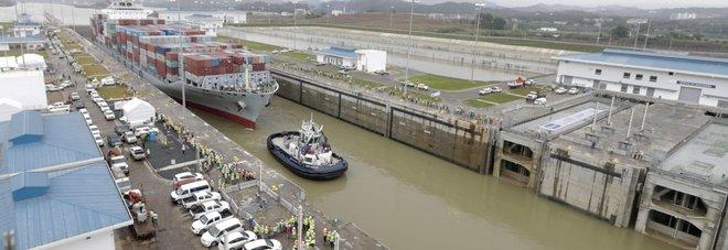 Un canale interoceanico lungo 80 chilometri «chiavi in mano» e capace di  raddoppiare gli introiti di Panama fino a 5 miliardi di dollari. f0e1a5f32230