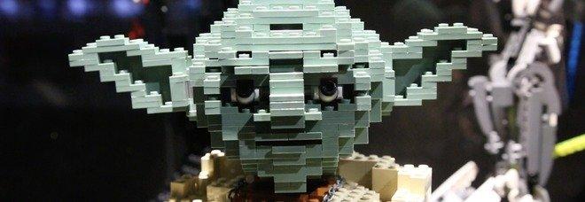 Brikmania: a Napoli la mostra di Lego più grande del mondo