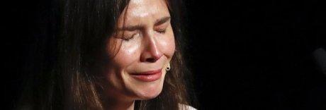 Amanda Knox: «Mi dipingevano come mostro, ho pensato al suicidio»