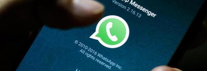WhatsApp, messaggi vocali: ora si registra senza premere l'icona