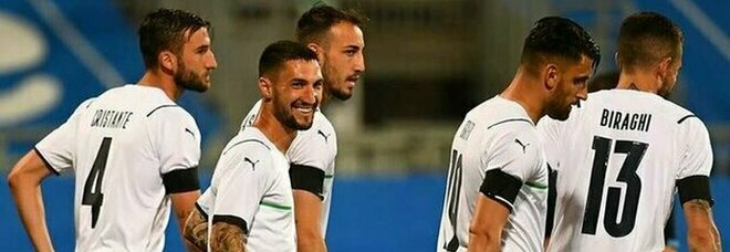Politano escluso dalla Nazionale: Mancini preferisce il falso nove
