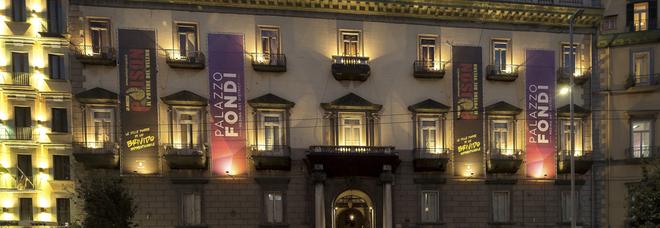 Napoli, Palazzo Fondi tra le migliori location d'Italia