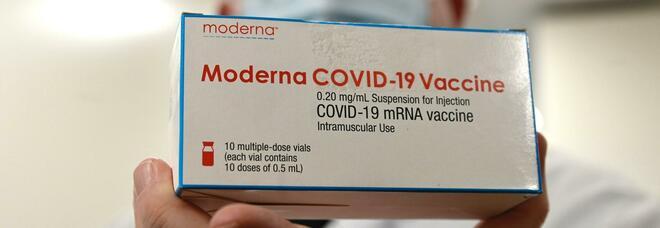 Vaccino Covid: in  Toscana sono arrivate le prime 5.300 dosi del vaccino Moderna