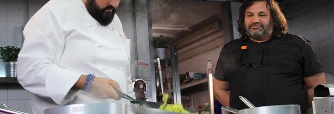 Una scena della prima puntata di «Cucine da incubo»