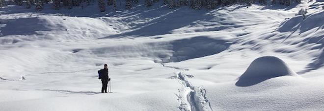 Meteo, record del gelo, -41.8° sull'Altopiano di Asiago a quota 1600