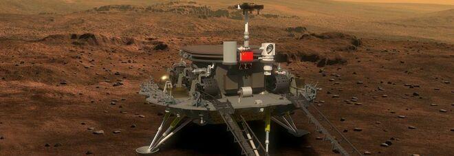 Marte e l'uomo sulla Luna, la Cina punta allo spazio