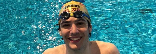Antonio Fantin, chi è il nuotatore d'oro (con record del mondo) alle paralimpiadi