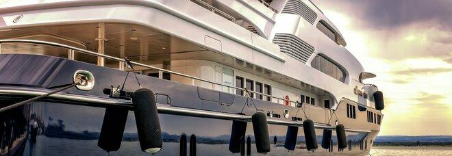 """Ecco Somnio, lo yacht più grande del mondo: 39 """"case"""" a bordo, cuore italiano, costa 500 milioni"""