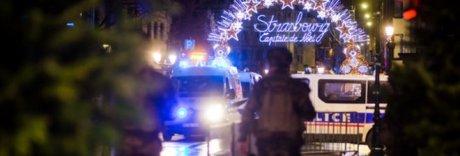 «Urlava Allah Akbar», il terrorista  ferito e ricercato in Germania