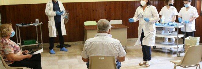 Benevento, effetto Green pass: riparte la corsa al vaccino