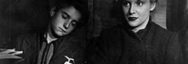 Maria Mercader nel film di De Sica