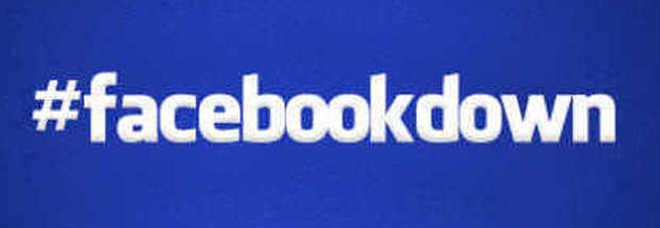 #Instagramdown e #Facebookdown oggi, ecco cosa sta accadendo