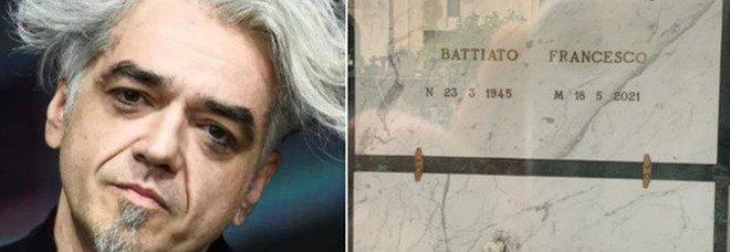 Morgan: «Cambiate il nome di Battiato sulla tomba». E scatta la polemica sui social