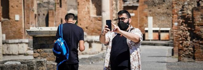 Green pass a Pompei, l'ira dei tour operator: «È già boom di visite disdette»