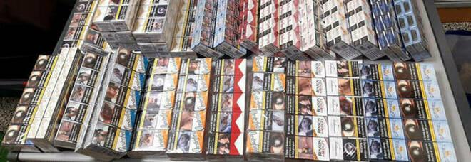 Napoli: sequestrati 30mila pacchetti di sigarette di contrabbando al Borgo Sant'Antonio Abate