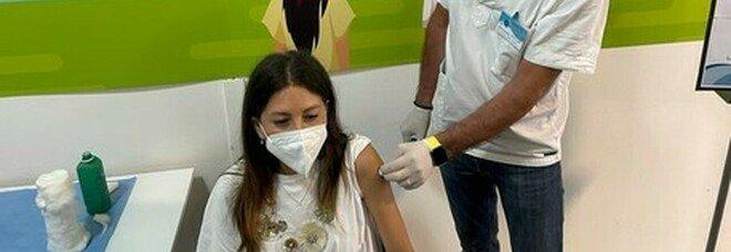 Vaccino senza ago, somministrata in Sicilia la prima dose d'Europa