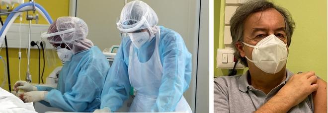 Focolaio nell'ospedale di Rovigo: 20 positivi su 30 pazienti. Si indaga su infermieri no-vax. Burioni: «Inaccettabile»