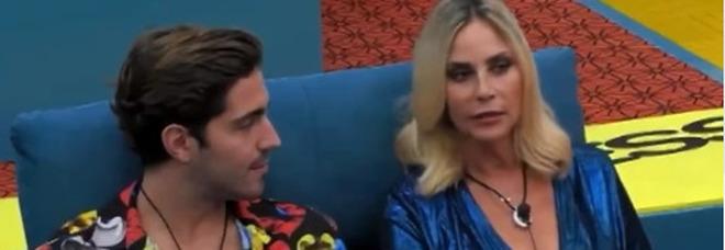 Grande Fratello Vip, Stefania Orlando: «Ho preso uno Xanax». E la regia stacca il microfono