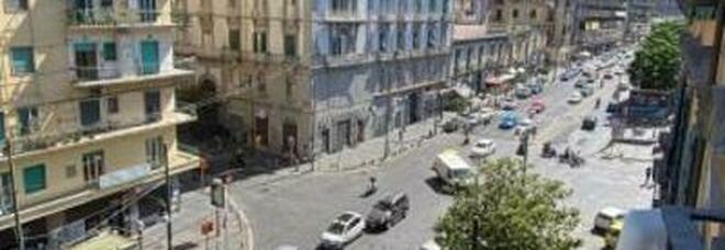 Napoli, riqualificata via De Filippo: rimossi tettoie e manufatti abusivi