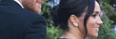 Harry e Meghan, incidente a Roma: la duchessa ha perso un orecchino