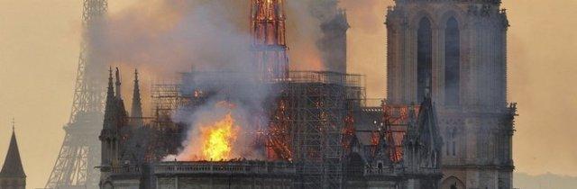 Notre Dame, la ditta di costruzioni ammette: «Gli operai fumavano sulle impalcature»