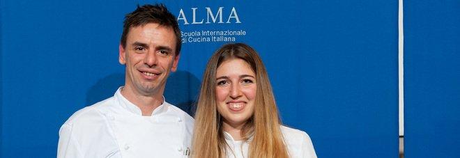 Mimosa, 24 anni e napoletana, tra i miglior neo-cuochi d'Italia