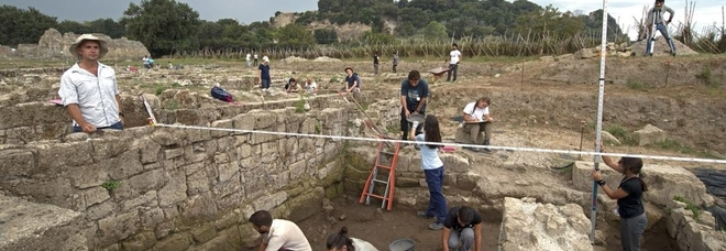 L'Orientale e Università di Salerno: specializzazione in Beni Archeologici