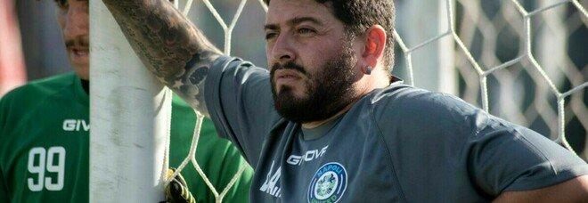Maradona junior nel segno del padre: debutto da allenatore in Eccellenza