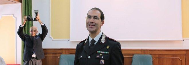 Carabinieri l 39 addio di minicucci ho amato napoli molto for Il mattino di napoli cronaca