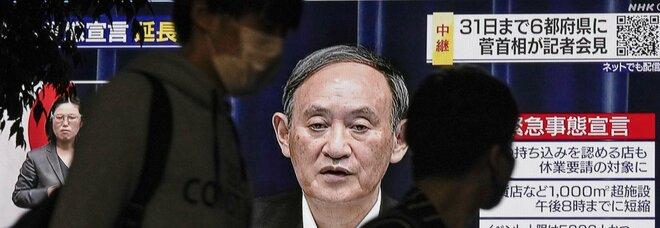 Giappone, stato d'emergenza in altre tre regioni. Crescono i contagi tra i giovani