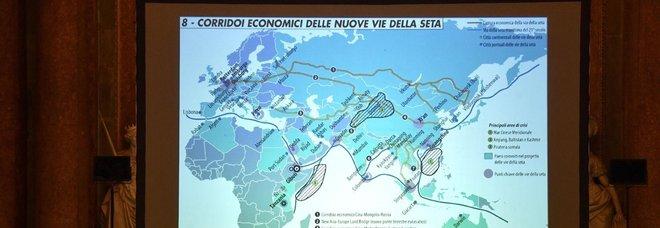 Via della Seta, Cina: «L'Italia farà la scelta giusta»