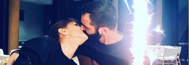 Alessandra Amoroso e Stefano Settepani (Instagram)