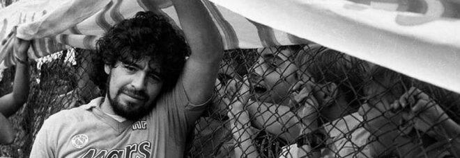 Maradona, dal 5 luglio l'omaggio di Sergio Siano e Yvonne De Rosa