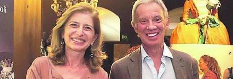La figlia di Mattarella a Capodimonte: «Una mostra raffinata sul Settecento»