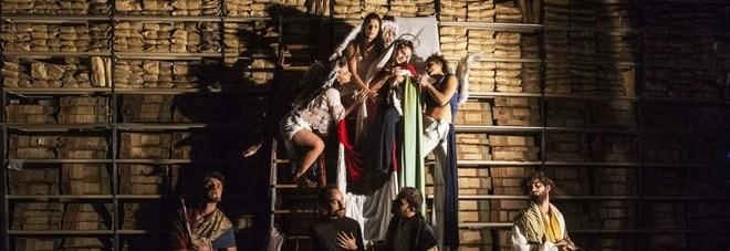Caravaggio, prende vita il misterioso quarto quadro dipinto a Napoli