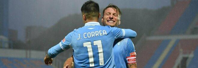 Live Crotone-Lazio dalle 15, diretta: si gioca. Formazioni ufficiali, c'è Luis Alberto