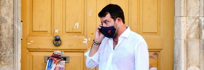 Gregoretti, Salvini: «Ho fatto il mio dovere, ho fiducia nella giustizia»