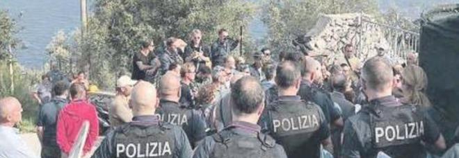 Capri, l'isola dei quattromila abusi:  «Niente sconti, demoliremo tutto»