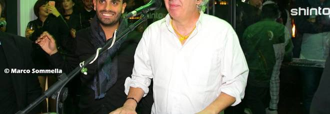 Erminio Sinni torna a Ischia per l'evento amarcord