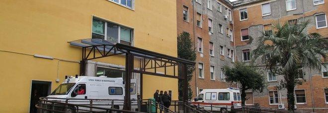 L'ospedale Cardarelli